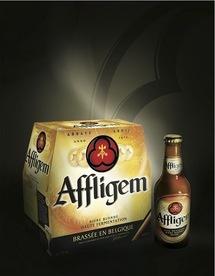 Nouvelle image pour la bière Affligem