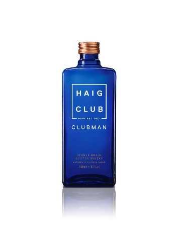 David Beckham lance Haig Club Clubman sur le marché Français