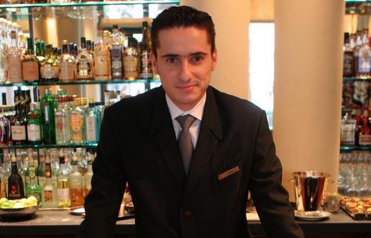 Yann Daniel - Bar Manager du Park Hyatt Vendôme