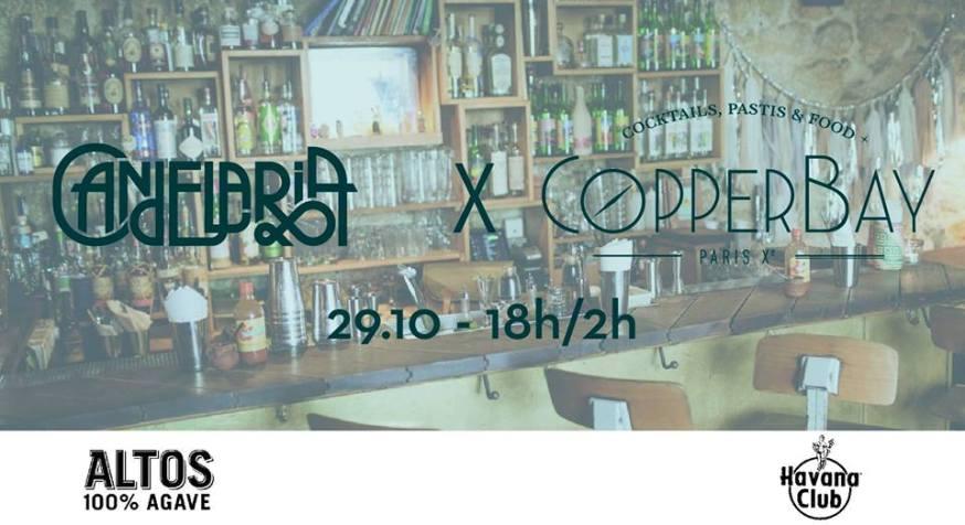 Guest shift CopperBay à La Candelaria