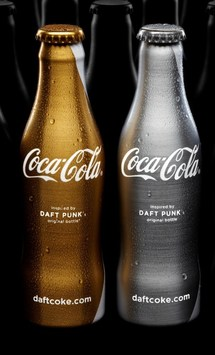 La Club Coke 2011 par Coca Cola et Daft Punk