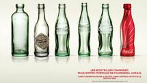 Coca-Cola et ses bouteilles