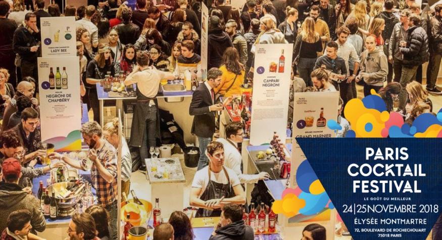 Paris Cocktail Festival 2018 : le programme des conférences