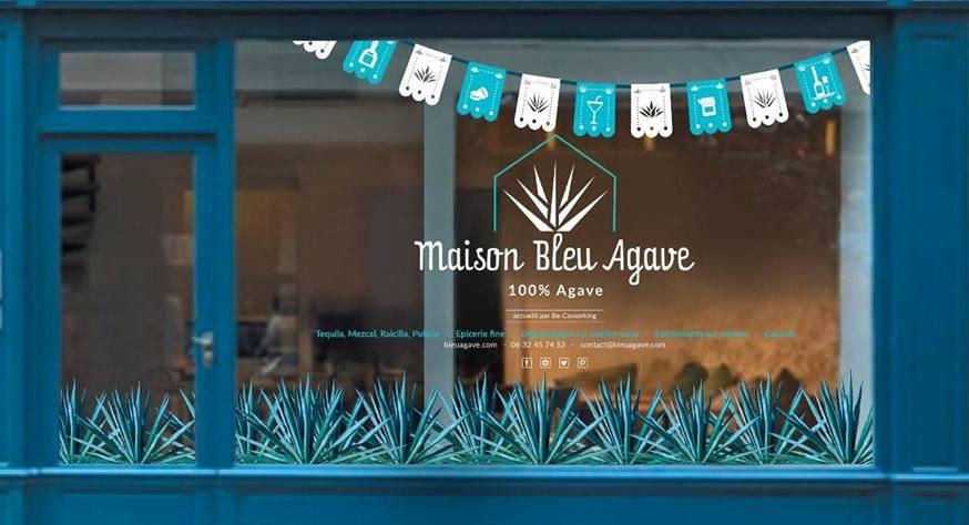 Maison Bleu Agave : la boutique spécialisée 100% Agave à Paris