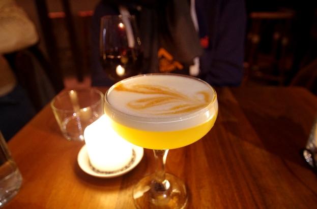 "Cocktail ""Pisco Biondi"" // © Infosbar.com"