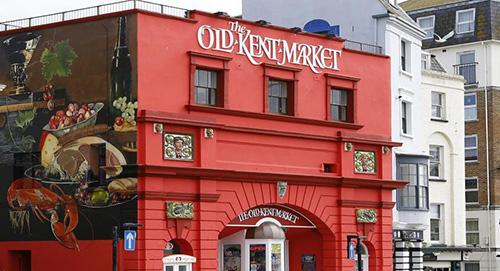 © The Old Kent Market