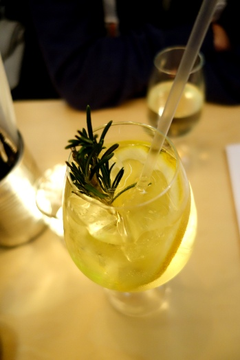"Cocktail ""Granville Spritz"" // © Infosbar.com"