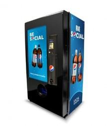 Pepsi et son distributeur sociable