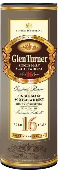 Glen Turner Original Reserve 16 Ans