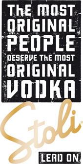 Histoire de la vodka Stolichnaya