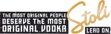 «Les personnes les plus originales Méritent la vodka la plus originale»