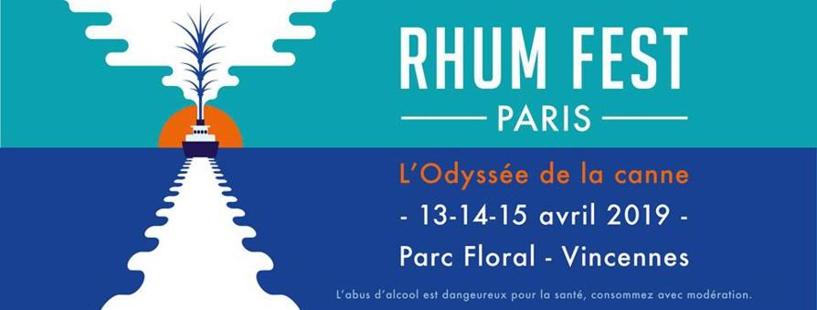 Rhum Fest Paris 2019 : billetterie ouverte