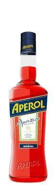 Nouvelle bouteille Aperol