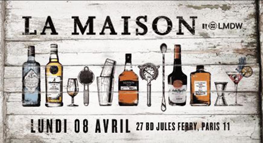 La Maison Paris par LMDW Distribution, édition 2019