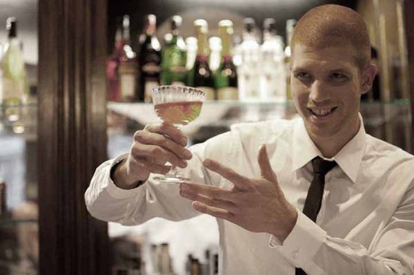 Cocktail Signature Solero by Alex Raclet - Buddha bar (vidéo)