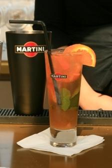 Le Sunshy Martini