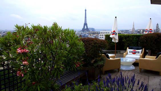 La Terrazza Martini Champs-Elysées