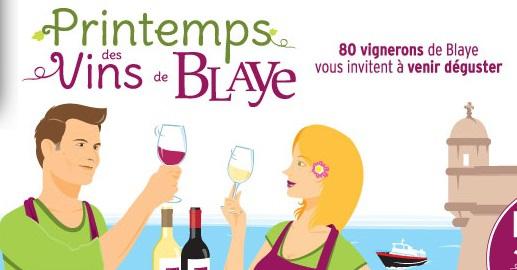 Printemps des Vins de Blaye 2019