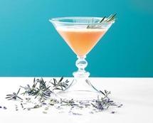 Cocktail Marie Brizard Rosy Snapper Martini