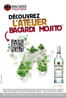 Les ateliers gratuits du Bacardi Mojito Lab