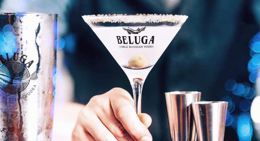 © Beluga Vodka