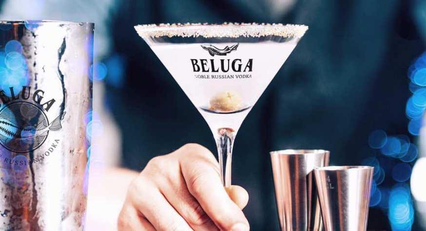 © Beluga Vodka