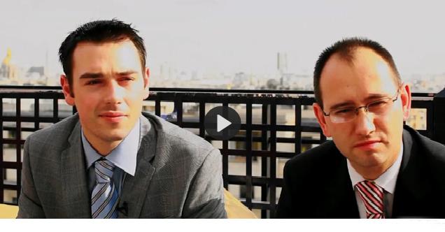 """Interview vidéo des 2 Meilleurs Ouvriers de France """"Barman"""""""