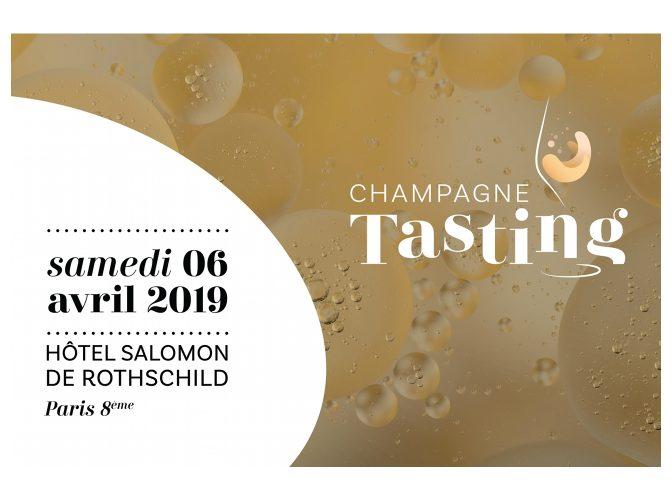 Champagne Tasting Paris 2019