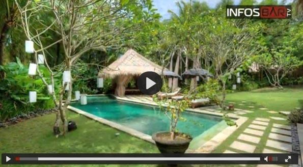 Villa Mathis, paradis francophone à Bali