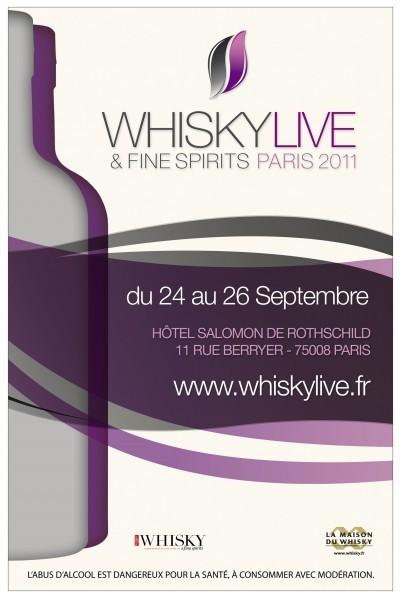 Whisky Live 2011