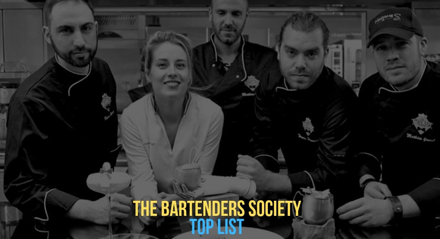 The Bartenders Society : on vous révèle les 20 finalistes 2019 🔥