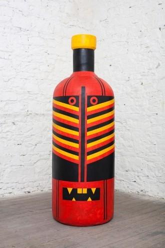 VIS10NS : 10 bouteilles d'Absolut revisitées