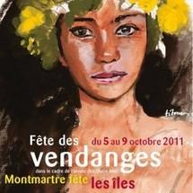 Fête des Vendanges de Montmartre 2011