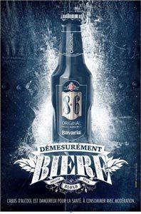 """Bavaria """"Démesurément bière"""""""
