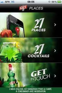 Découvrez la nouvelle application GET 27 Places