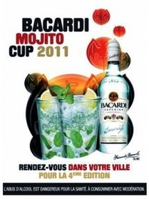 Bacardi Mojito Cup 2011 : La remise des Trophées au Lush Bar