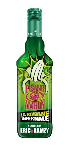 """Pisang Ambon présente la """"Banane Infernale"""""""