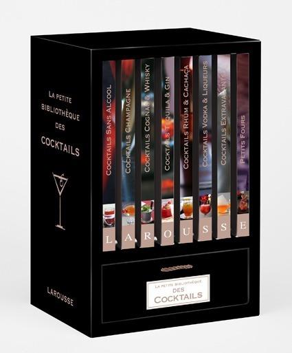 La petite bibliothèque des cocktails Larousse