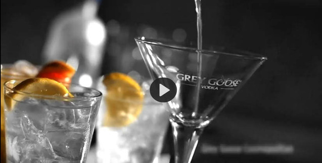 Grey Goose - Service First Class