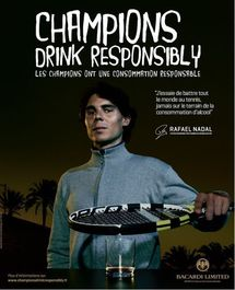 Champions Drink Responsibly