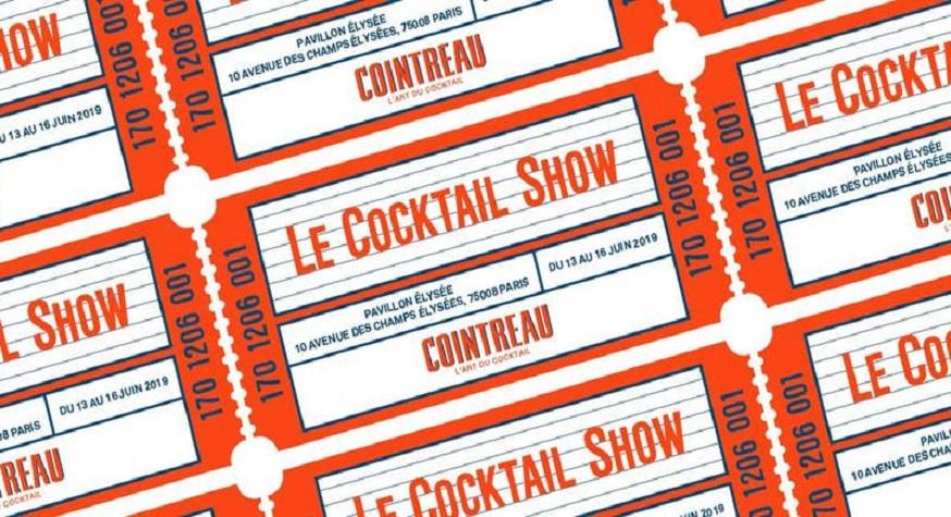 Cointreau fait son Cocktail Show à Paris pour ses 170 ans