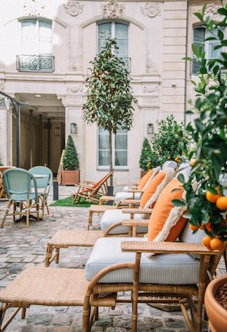La Riviera : nouvelle terrasse à cocktails de The Hoxton, Paris