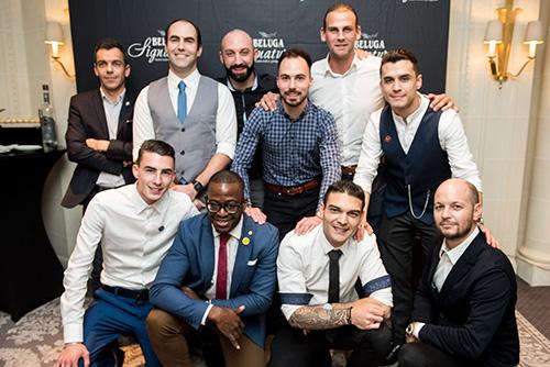 Les finalistes France du Beluga Signature 2019