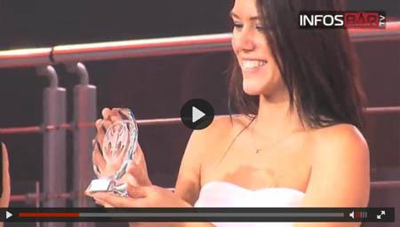 Bacardi World flair Championship - Remise des trophées