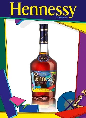 Hennessy VS par Kaws