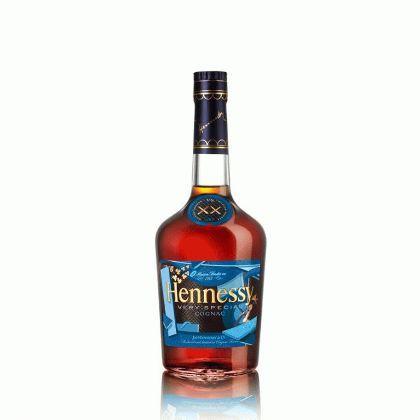 Hennessy VS par Kaws édition spéciale Colette