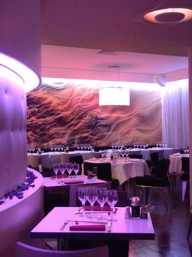 Wa fusion restaurant bar lounge made in japan paris for Deco lounge bar restaurant
