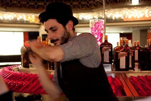 1er Prix du Public : Equipe 4 : Romain Krot (Expérimental bar)