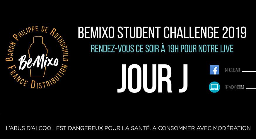 BeMixo Student Challenge 2019 en LIVE