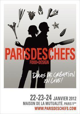Paris des chefs 2012 s'installe à la Maison de la Mutualité